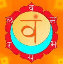 Le Chakra Sacré, Swadhisthana