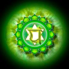 Le chakra du Cœur, HANAHATA.