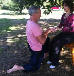 L'initiation Reiki des mains
