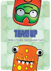 Team Up - Challenge Card