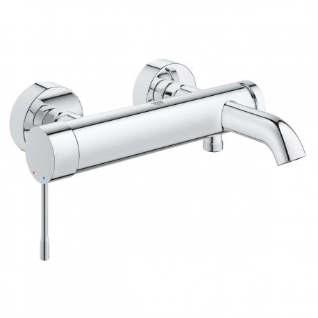 mitigeur pour baignoire murale grohe mitigeurs de bain essence 33624000