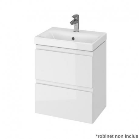 vente meuble de salle de bain 50 cm faible profondeur 37 5cm