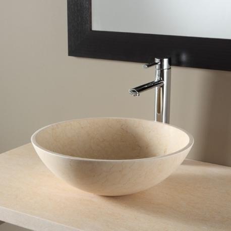 Vasque Pour Salle De Bain Vasques En Pierre Beige Planete Bain