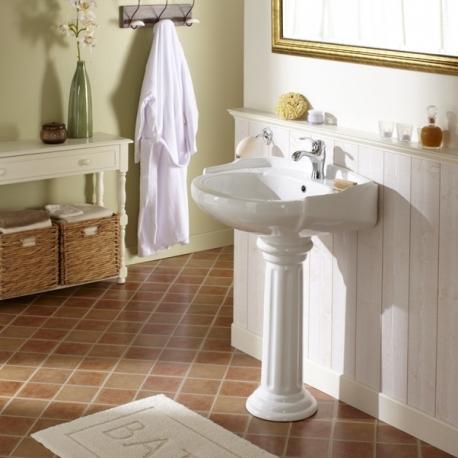 lavabo avec colonne retro vente lavabos avec colonne planete bain