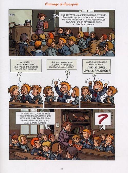 Les Blagues De Toto T10 Lhistoire Drle 0 Bd Chez
