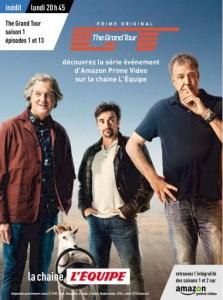 Campagne de publicité L'Equipe Janvier 2018