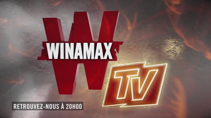Capture d'écran Winamax TV