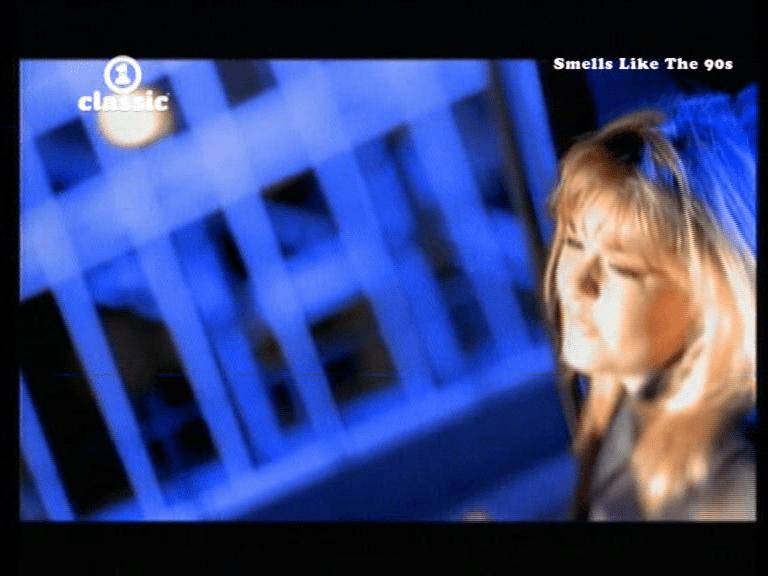 Capture d'écran VH1 Classic Mars 2018
