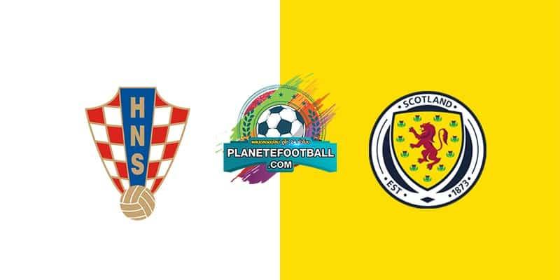 วิเคราะห์บอลวันนี้ ทีเด็ด ฟุตบอลยูโร โครเอเชีย VS สกอตแลนด์
