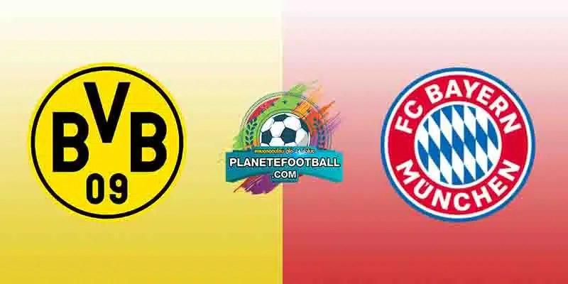 บทวิเคราะห์บอลวันนี้ ทีเด็ด เยอรมัน ซูเปอร์คัพ โบรุสเซีย ดอร์ทมุนด์ VS บาเยิร์น มิวนิค