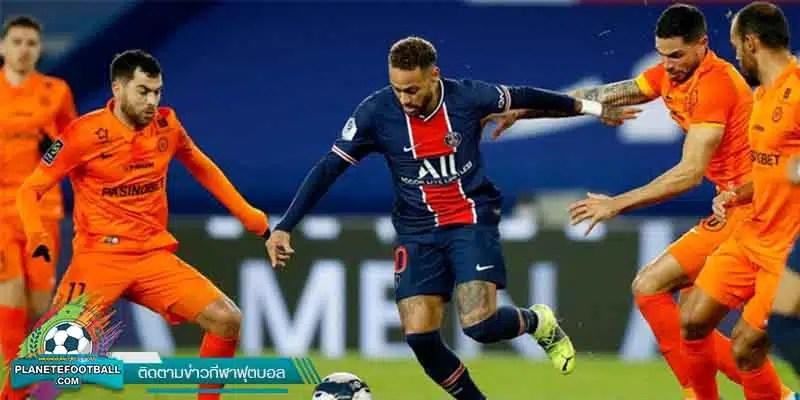ปารีสฯ ไร้พ่าย 5 นัดติดล่าสุดยำ แกลร์กมงต์ ฟุต 4-0