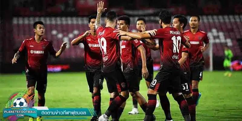 กิเลนผยอง เปิดบ้านซัด ราชบุรี 2-1 คว้า 3 คะแนนในซีซั่นนี้สำเร็จ