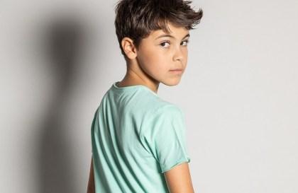 T-shirt pour jeune garçon tendance
