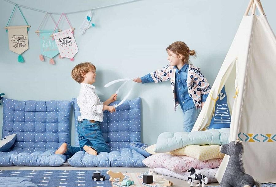 décorer et aménager chambre d'enfant