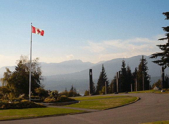 View from Burnaby Mountain's Centennial Park (Source: Creative Commons)