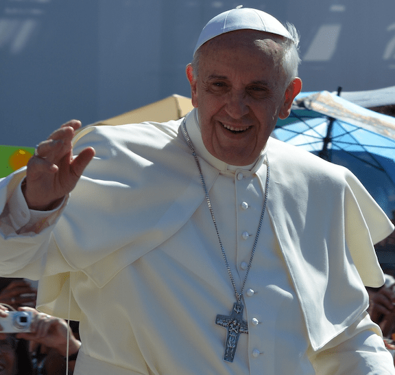 Pope Francis (Image: Creative Commons)