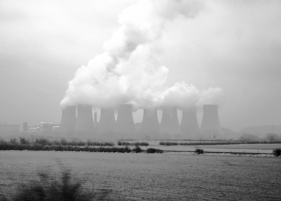 Coal-fired power station in England, Ratcliffe-on-Soar
