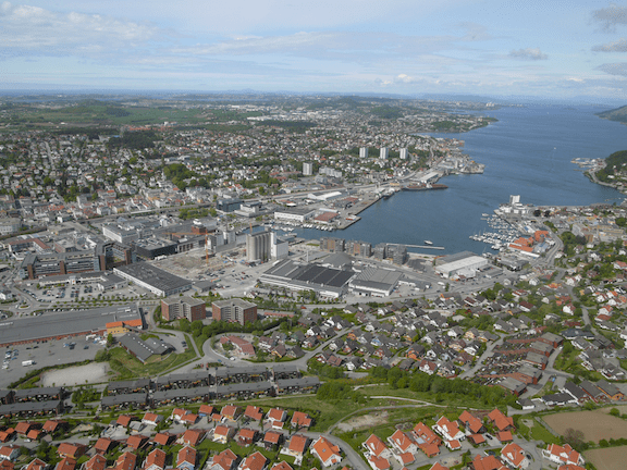 Sandnes, Norway (Image: Flickr)