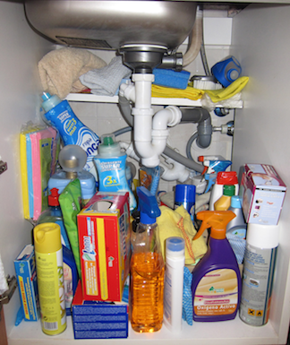 Cleaning products. (Photo Credit: Keith Williamson / Flickr)