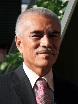 Kiribati President Anote Tong. (Photo Credit: Sam Beebe / Flickr)