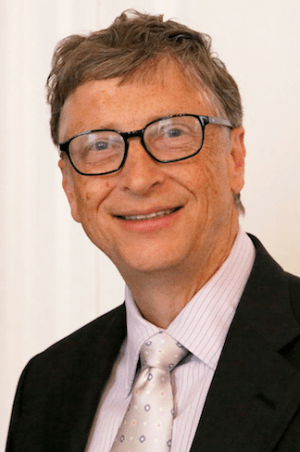 Bill Gates. (Photo Credit: Simon Davis / DFID)