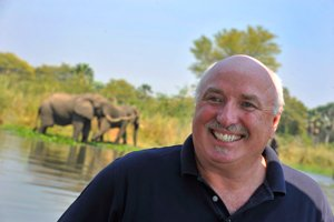 IFAW President and CEO Azzedine Downes