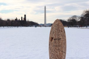 Will This Surfboard Put a Stop to Offshore Drilling in the Atlantic?
