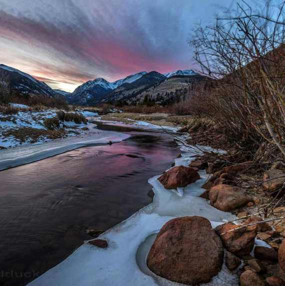 Rocky Mountain National Park. Photo Credit: Alan Shadduck.