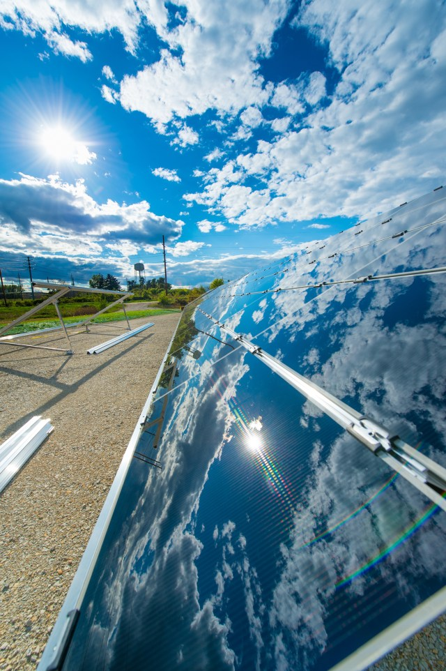 The Obama Administration launched a solar job growth initiative that will teach 75,000 people marketable solar-industry related skills by 2020. (Photo Credit: Argonne National Laboratory / Flickr)
