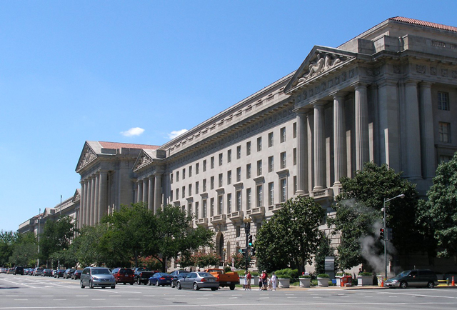 EPA headquarters in Washington, D.C. (Photo: Wikimedia Commons)
