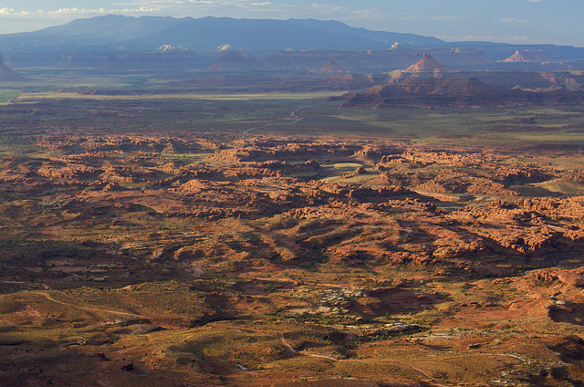Bears Ears National Monument. (Photo: Bob Wick / BLM)