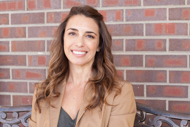 Amy Andrle is a founding board member of the Cannabis Certification Council and owns, along with her husband, L'Eagle Services, a company that cultivates and sells environmentally-friendly marijuana out of its dispensary in Denver, Colorado. (Photo: L'Eagle)