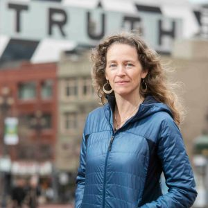 Julia Olson, founder and lead counsel for Our Children's Trust. (Photo: Our Children's Trust)