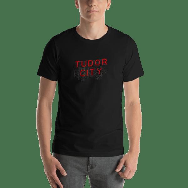 Tudor City Short-Sleeve Unisex T-Shirt