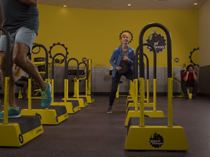 Beginner Gym Workout Planet Fitness Gymtutor