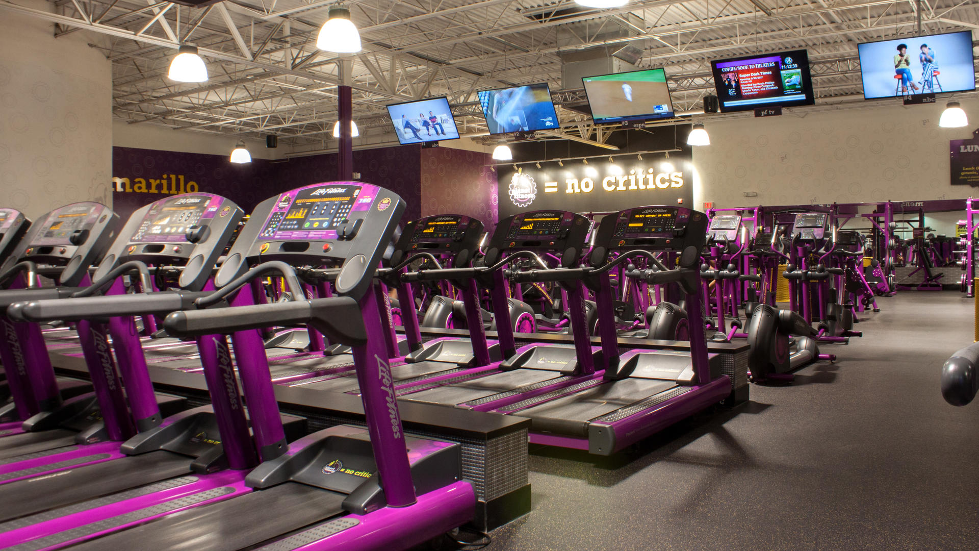 Amarillo Tx Planet Fitness