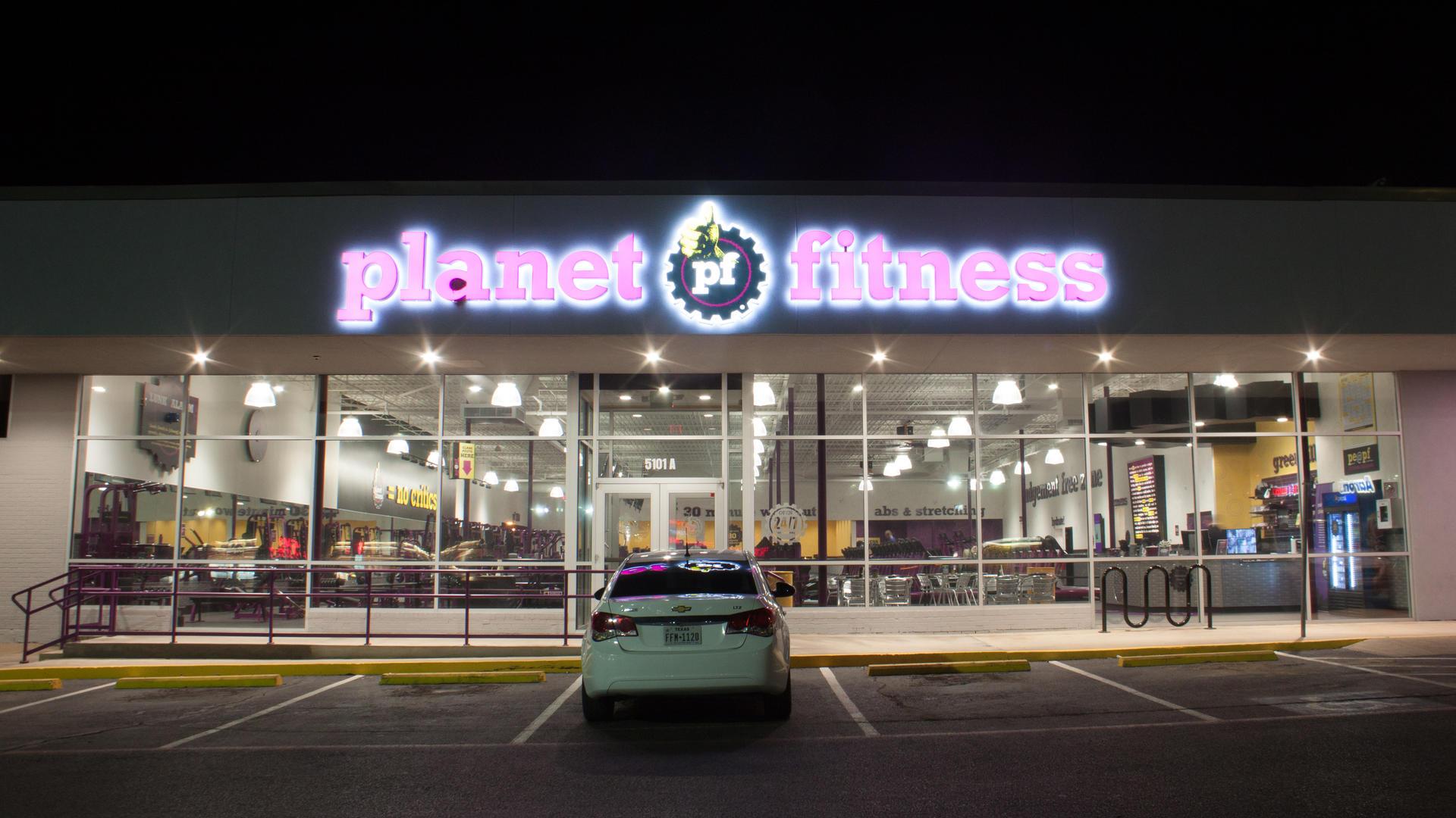 Greenville TX Planet Fitness