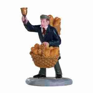 bread peddler venditore 82590-lemax