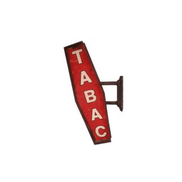 tabac insegna vintage