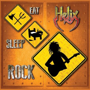 HELIX - EAT SLEEP ROCK CD