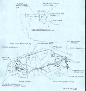 66 Mustang Charging System Diagram  Best Place to Find