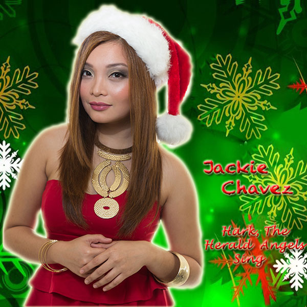 "Jackie Chavez ""Hark The Herald Angels Sing – Single"""