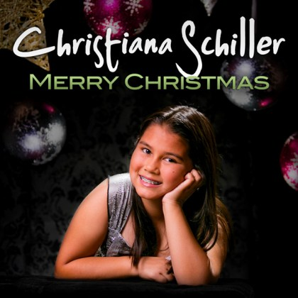 "Christiana Schiller ""Merry Christmas [Digital 45]"""