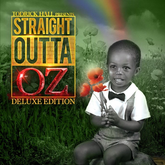 "Todrick Hall ""Straight Outta Oz (Deluxe Edition)"""