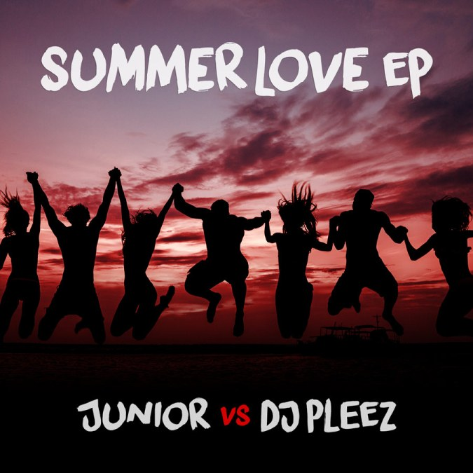 "Junior vs DJ Pleez ""Summer Love EP"""