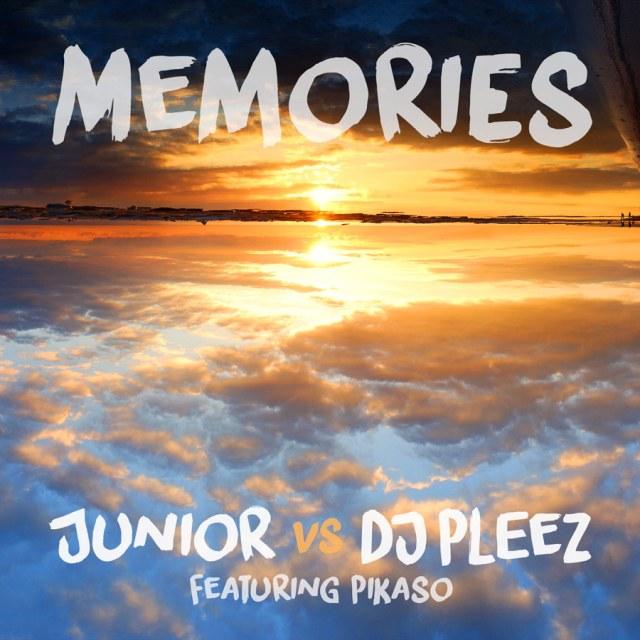 "Junior, DJ Pleez ""Memories - Single"""