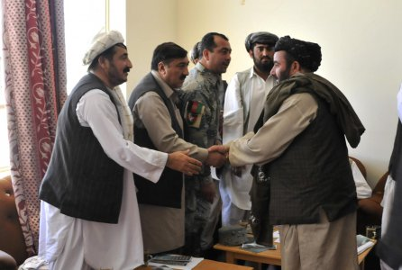 US-Taliban Peace Talks Concluded without the Representation of Afghan Government