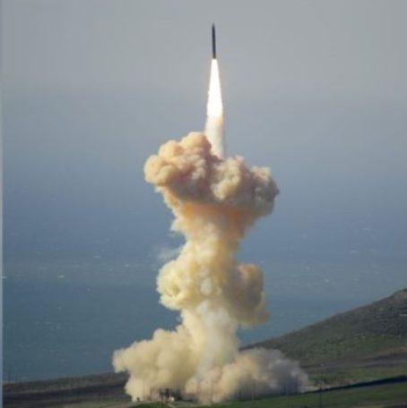 North Korea Tests Short-Range Ballistic Missile