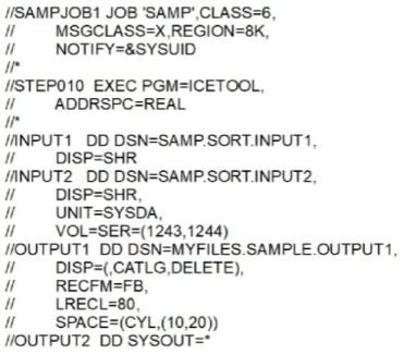 Sample Job