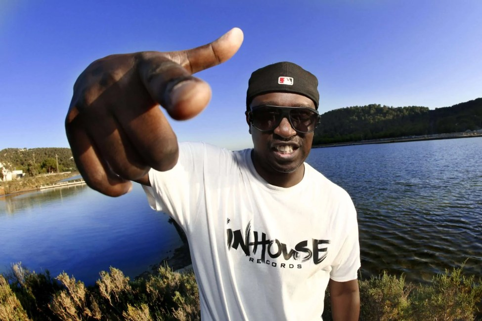 Todd Terry plays Marbella tonight